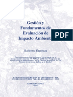 Gestion y Fundamentos de Eia