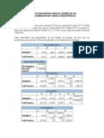 Informe E-nut Tubos Concentricos