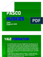 Pasco Yale Formation