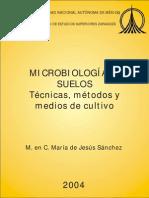 Microbiologia de los suelos