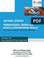 IMS Law College National Seminar Final 2015 1