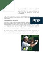Federer Biografia