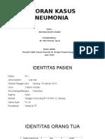 Pneumonia Case