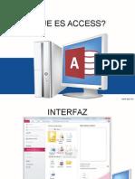 Bases de Datos Access