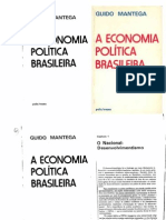 Mantega Guido a Economia Politica Brasileira