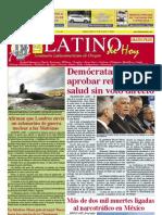 El Latino de Hoy Weekly Newspaper - 3-17-2010