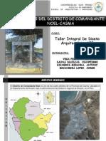 analisis comandante noel-casma