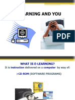 What is e Learning_pressleym_week 1