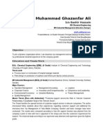 Ali Resume