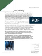 TN22_Vibration Sensor Wiring and Cabling