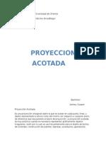 Proyección Acotad1