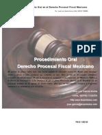 Juicios Orales en el Derecho Fiscal Mexicano
