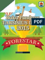 Buku Panduan Tarsisius Cup 2015