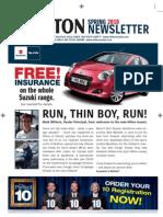 Hilton Newsletter