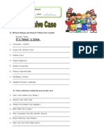 Possessive Case 102014 (1)