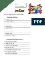 Possessive Case 102014 (2)