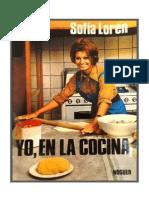 Loren Sofia - Yo en La Cocina