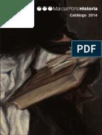 Catalogo Historia 2014