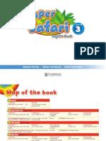 Super Safari Pupils Book Level 3 Table of Contents