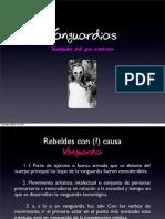 Vanguardias / Futurismo