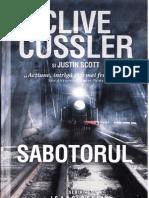 Clive Cussler - Sabotorul