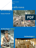 Dossier Esami-Metodologie Della Ricerca Archeologica