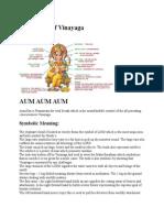 Symbolism of Vinayaga