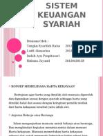 Sistem Keuangan Syariah