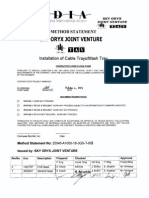 25045-A1000-18-3GS-T-007r01 - Instllation of Cable Tray  Mesh Tray.pdf