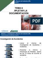 361 Presentacion Informe Investigacion