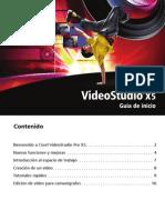 Corel Videostudio Pro x5 Introduccion