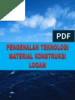 Slide Teknologi Baja Kuliah Bahan Bangunana Laut