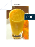 Manggo Juice Aulia