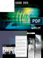 Ecler Installator's Guide 2015