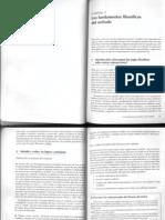 Russ J. Metodos y tecnicas en la investigacion filosofica. cap 3 y 4