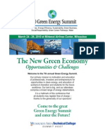 2010 Green Energy Summit