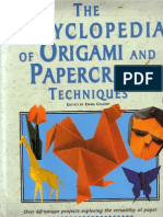 The Encyclopedia of Origami and Papercraft Techniques - 1st Edition (1995)