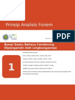 Prinsip Analisis Fonem (Pertemuan IV)-Jali Yulaeni