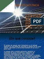 La Energia Fotovoltaica Gema y Paula 4ºb