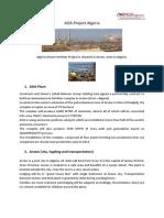 AOA Project Algéria