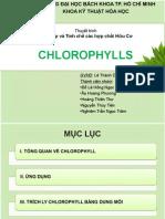 Phân Lập Tinh Chế Chlorophyll