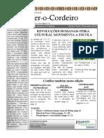 Jornal Escolar Ver-o-Cordeiro