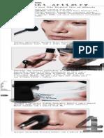 Aplicação de base - preparaçao da pele para maquiagem