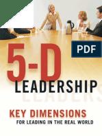 5-D Leadership1