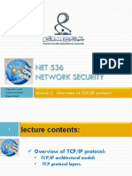 NET 536 Lecture 2