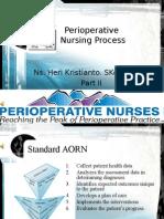 Nursing Process Perioperatif