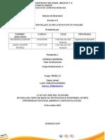 Determinación de Ph y Ácido Acético en Un Vinagre