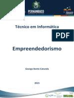 Caderno Empreendedorismo