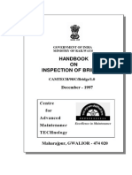 Handbook on Inspection of Bridges(5)