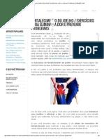 Fortalecimento Do Joelho _ Exercícios Para Eliminar a Dor e Prevenir Problemas _ Definição Total